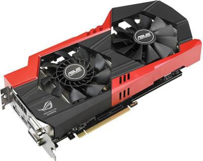 ASUS ROG STRIKER-GTX760-P-4GD5 Platinum, GeForce GTX 760, 4GB GDDR5, 2x DVI, HDMI, DisplayPort